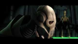 Star Wars The Clone Wars - Battle of Bothawui HQ