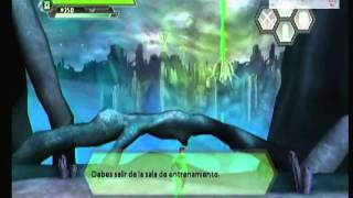 [Wii] Green Lanterns Corp the rise of the manhunters - presentación y gameplay part 1