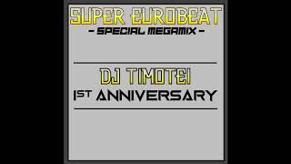 EUROBEAT 2018 MIX [DJ Timotei 1st Anniversary!] thumbnail