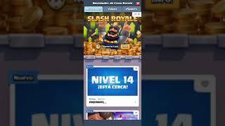 Nivel 14... mejoro las cartas ahora o despues de la actualización? | Clash Royale