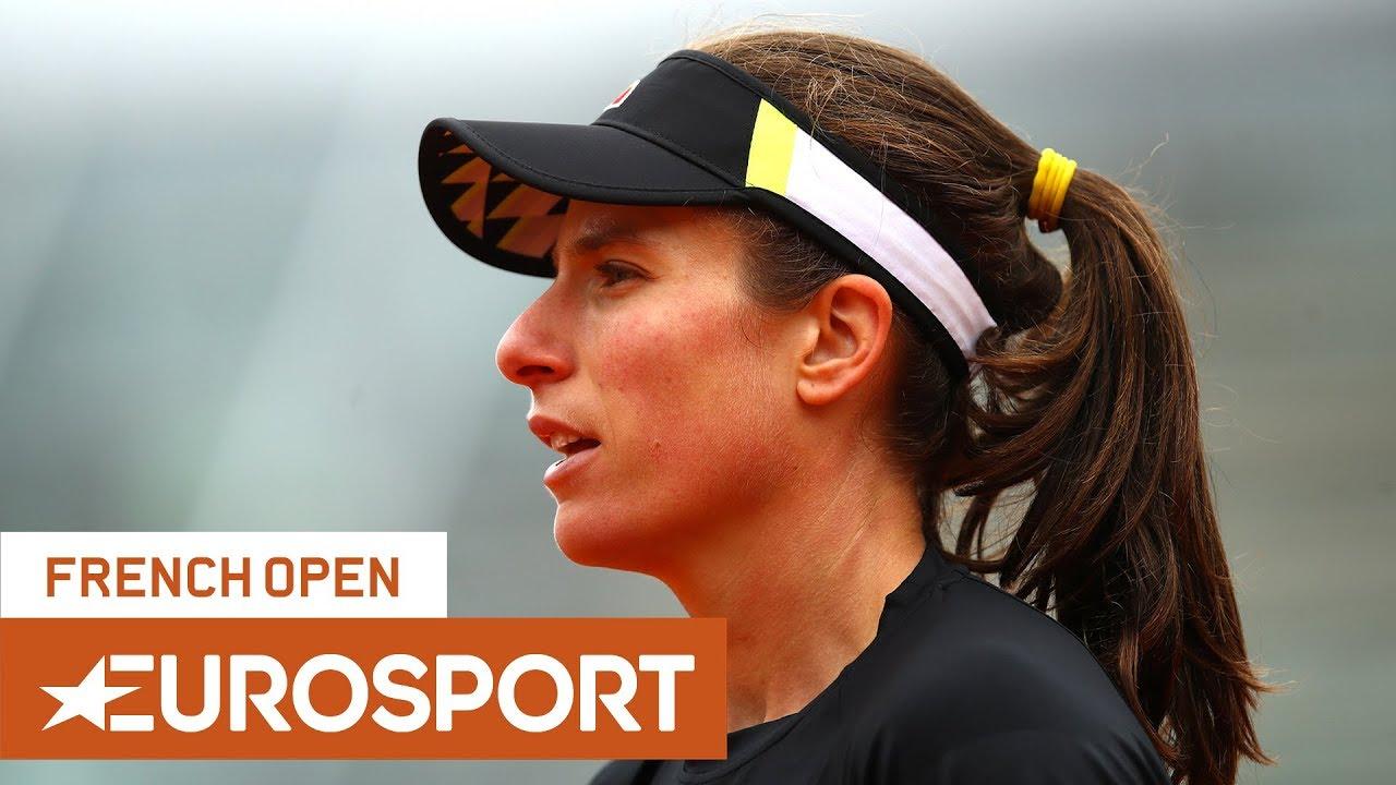Résumé Tennis Vondrousova Vidéos We Love Le Konta De deBxWrCo