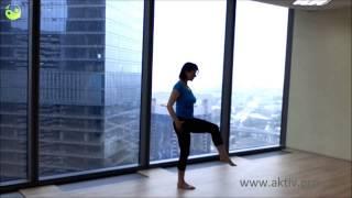 Координация движений, баланс, осанка