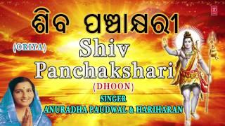 Om Namah Shivay Jap, Shiv Panchakshari Oriya By Hariharan, Anuradha Paudwal I Juke Box