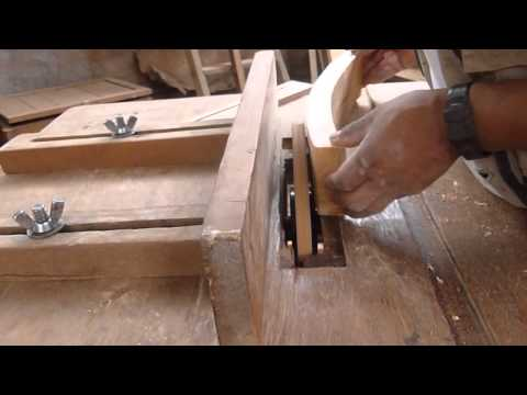 Making easy wood chair youtube - Como hacer una mesa de madera ...