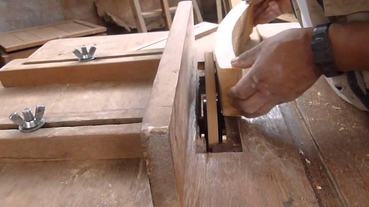 Fabricando silla de madera facil youtube for Fabricacion de bares de madera