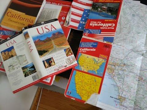 USA Road Trip - California, Nevada, Arizona, Utah