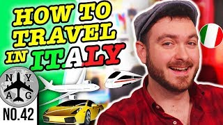 Tips For Travel In Italy (OVERVIEW)