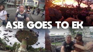 TTV# 24 : EK (Enchanted Kingdom) WITH ASB | tinaytv