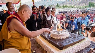 Celebrating His Holiness the Dalai Lama's 82nd Birthday