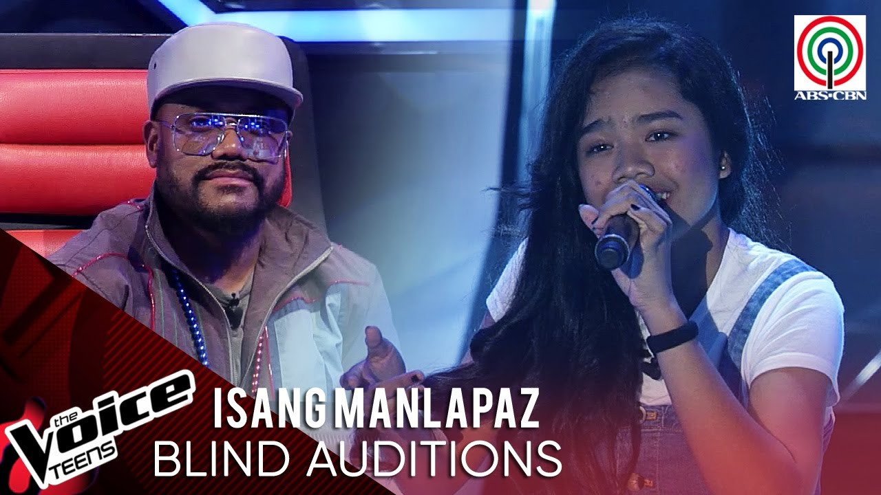 Download Isang Manlapaz - Isang Linggong Pag-ibig | Blind Audition | The Voice Teens Philippines 2020