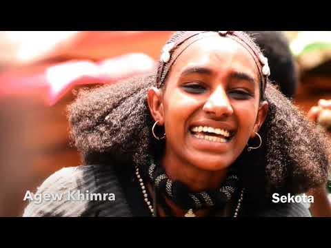 Sileshi Demissie aka Gash Abera Molla (Amharic Sekota Music) Wollo, Ethiopia