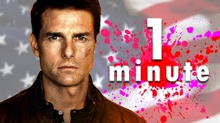 Джек Ричер 2 за 1 минуту (Jack Reacher: Never Go Back for 1 minute)