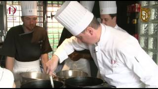 Diploma in Advanced Culinary Arts - Chef de Partie Program