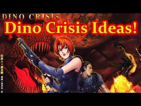 Dino Crisis 2019 Remake Ideas Survival Horror Return Phone Rants & Pokemon Dreams Podcast 01