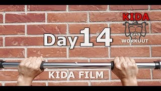 Day 14 /30 Pull-Up Calisthenics Workout Challenge