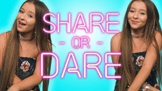 DANIELLE COHN Reveals What's In Her Phone | SHARE OR DARE