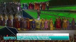 27th Southeast Asian Games goes wireless with MIPRO