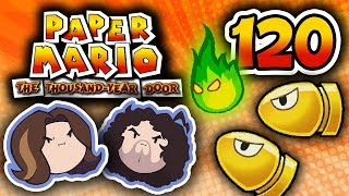 Paper Mario TTYD: House of Scary - PART 120 - Game Grumps