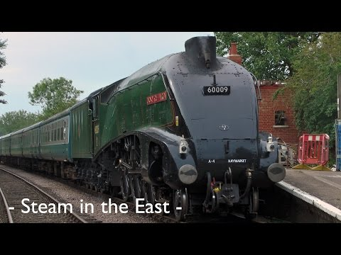 Steam in the East
