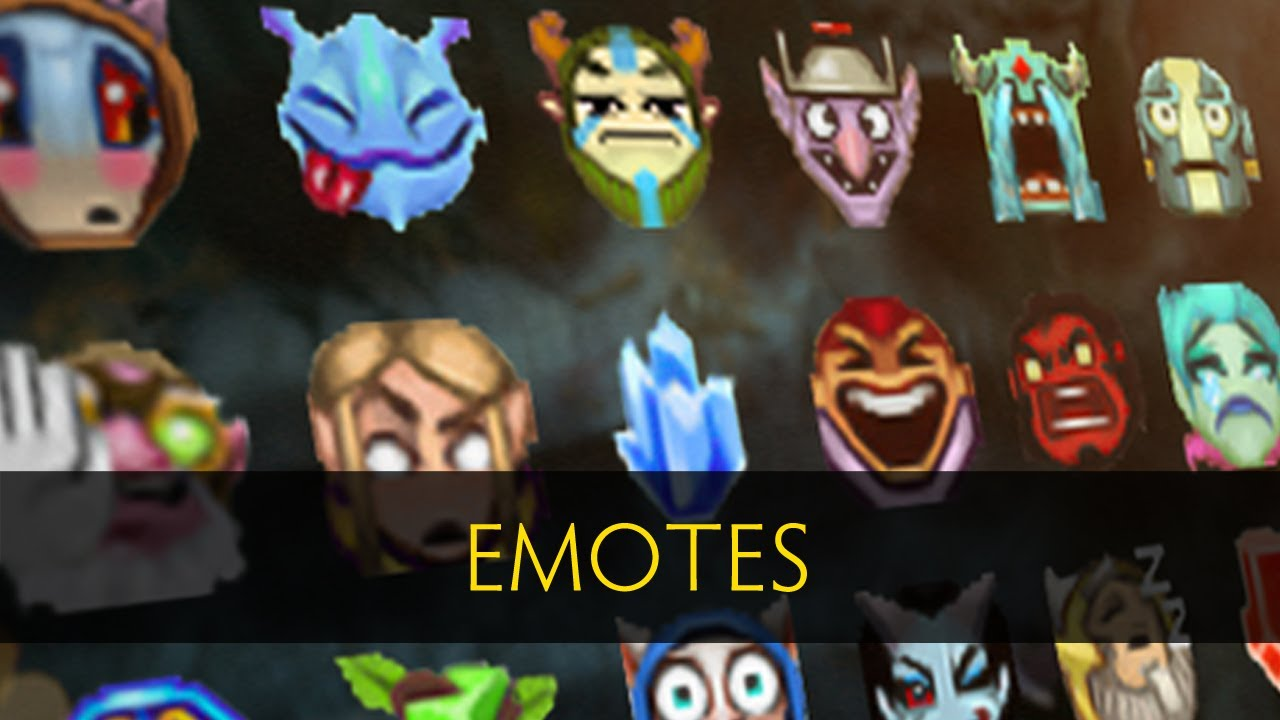 Dota 2 - Chat Emoticons