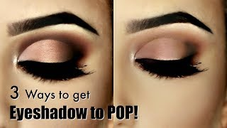 Beginner Eye Makeup | Eye Makeup Series Week 2 How to make Eyeshado...