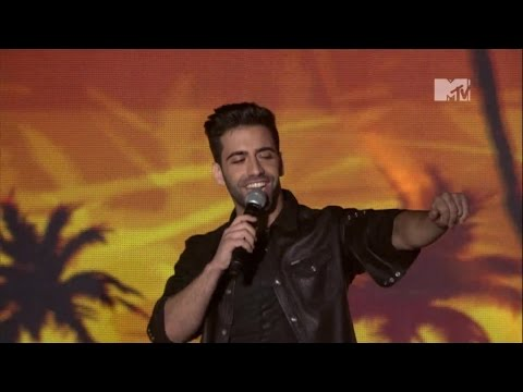 אליעד - מתוק כשמרלי בטקס פרסי ה MTV