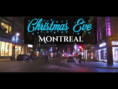 Montreal Downtown –