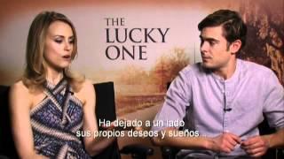 CUANDO TE ENCUENTRE - Entrevista con Zac Efron y Taylor Schilling subtitulada HD - Oficial WB
