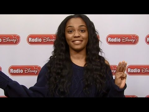 China McClain 5 Things to look forward to in 2017 | Radio Disney