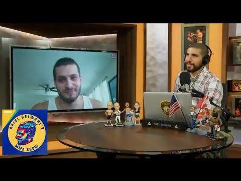 UFC Moncton picks, even more Khabib-Conor fallout | Ariel Helwani's MMA Post-Show: Episode 18