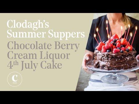 CLODAGH'S SUPPERS | Chocolate Celebration Cake