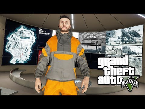 GTA 5  THE DOOMSDAY HEIST!! *HARD MODE* GTA 5 Online Heists