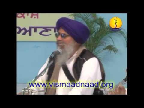 Raag Parbhati Bhipass Partaal : Bhai Gurdev Singh Phul - Adutti Gurmat Sangeet Samellan 2011