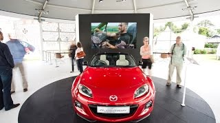 Mazda MX-5 Roadster 25th Anniversary Limited Edition 2014 Videos