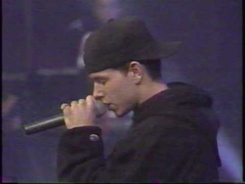 Marky Mark and the Funky Bunch on Jay Leno-Wildside