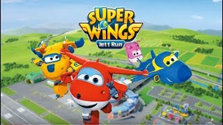 Super Wings Jett Run Android Gameplay HD By JoyMeng GAME