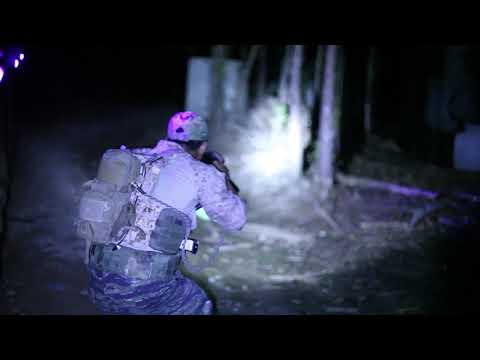 Black Ops Paintball Zombie Ride 2017