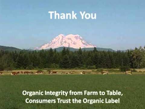 National Organic Program: Accessing the EU Organic Market