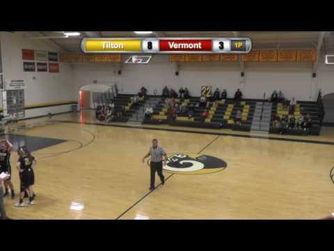 Tilton School vs  Vermont Academy Girls Varsity Basketball