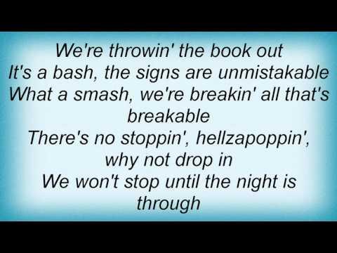 Louis Armstrong - Hellzapoppin' Lyrics mp3