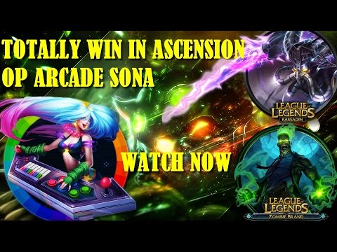 League of Legends-Ascension Mode