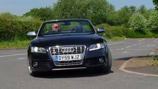 Review and Virtual Video Test Drive In Our Audi S5 3 0 TFSI S Tronic Quattro 2dr DY59WJZ