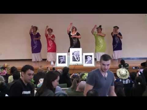Cook Island Day PORIRUA 2015 - Atiu