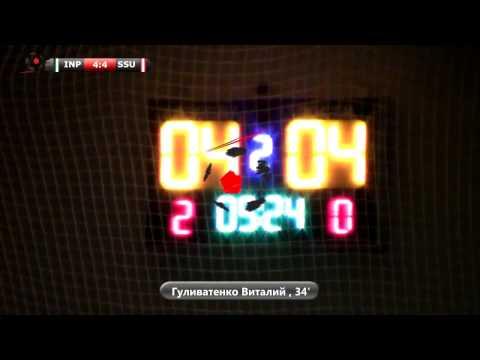 Обзор матча Infopulse United - Spilna Sprava United #itliga13