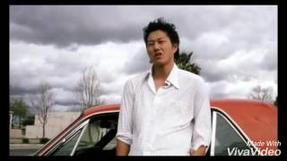 Han's story (sung kang) from better luck tomorrow to fast and furious 7