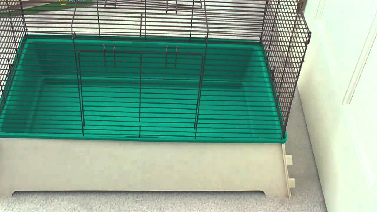 Extreme hamster cages youtube for How to build a hamster cage