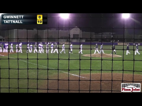 Greater Gwinnett Christian Barons vs. Tattnall Trojans Baseball - LIVE - 2/14/2018