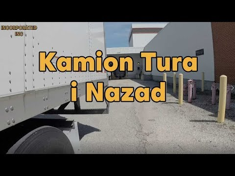Kamion Jedna Tura i Nazad