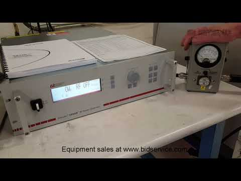 Advanced Energy Cesar 2720 RF Generator #62562