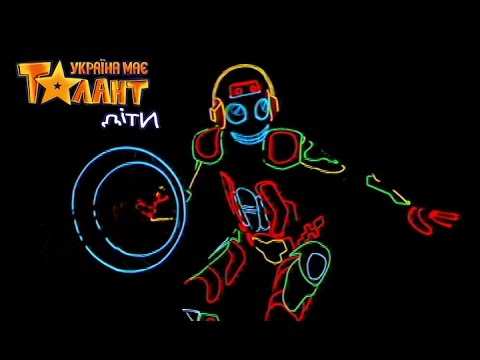 Light Balance Kids on the show Ukraine Got Talent 2017 | The First Semifinal